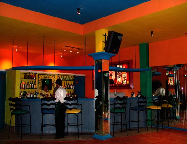 Shops & Restaurant